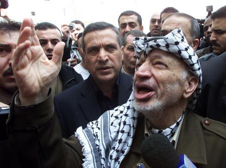 Yasser Arafat visitou o Brasil e recebeu esquema especial de segurança