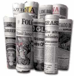 jornais - leitura